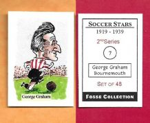 Bournemouth George Graham 7 (FC) (R)